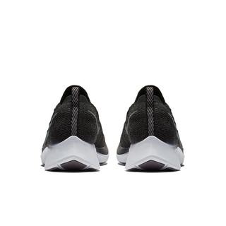 NIKE 耐克 Zoom Fly Flyknit 男子跑鞋 AR4561-001 黑/灰勾 40.5