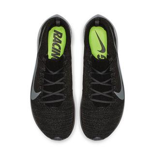NIKE 耐克 Zoom Fly Flyknit 男子跑鞋 AR4561-001 黑/灰勾 42.5