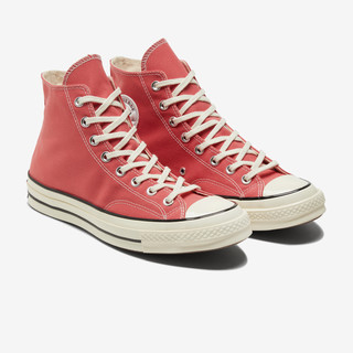 CONVERSE 匡威 Chuck 70 中性运动帆布鞋 170790C 红白 37.5