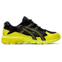 ASICS 亚瑟士 Gel-Kayano V Kzn 男子跑鞋 1021A345-001 黑黄色 40.5