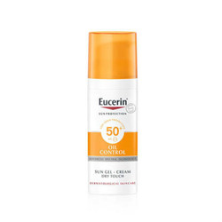 Eucerin 优色林 哑光防晒液 LSF50+ 50ml