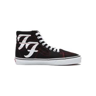VANS 范斯 SK8-Hi Foo Fighters联名款 中性运动板鞋 VN0A4U3C2GB
