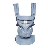 ergobaby Omni全階段系列 嬰兒背帶 透氣款 牛津藍