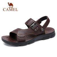 Camel 骆驼 A822211852 男士凉拖鞋