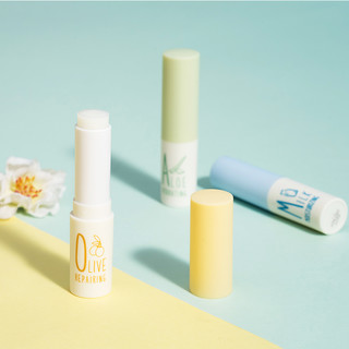 MINISO 名创优品 倍润保湿护唇膏 牛奶
