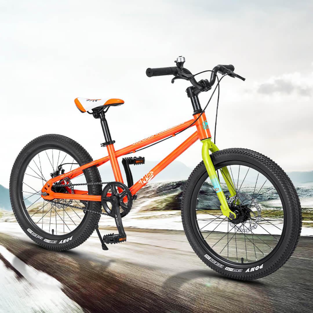 再降价 : 萌大圣 儿童山地自行车 18寸