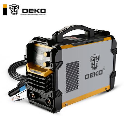 DEKO  ZX7-250ED 全自动直流家用手工焊机 220/380V 套餐