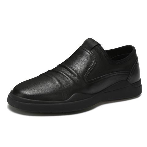 CAMEL 骆驼 A932047990 男士休闲皮鞋
