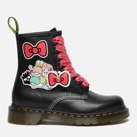 Dr.Martens x Hello Kitty 联名款 1=460 马丁靴