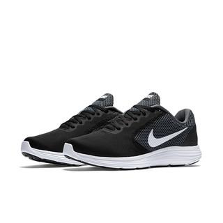 NIKE 耐克 Revolution 3 男子跑鞋 819300-001 黑色 43