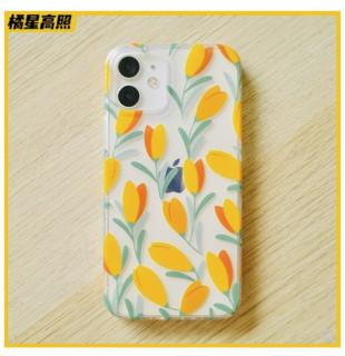 橘星高照 iPhone12系列 透明手机壳