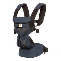 ergobaby Omni全階段系列 嬰兒背帶 透氣款 藍黑色