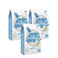 黑卡会员:LittleFreddie 小皮 婴幼儿高铁大米粉 160g 3盒装