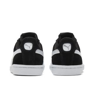 PUMA 彪马 SMASH系列 中性运动板鞋 361730-01 黑白色 37