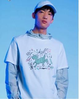 HLA 海澜之家 HNTBJ2D115A-zt 男士T恤