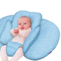 Clevamama 可俐媽媽 嬰兒多功能哺乳枕 藍色 62*52cm
