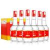 金六福 金福星 50%vol 白酒 475ml*6瓶 整箱装