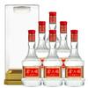 金六福 珍品20 52%vol 浓香型白酒 500ml*6瓶 整箱装
