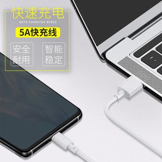Nohon 适用于vivoxplay6手机数据线5A快冲vovixplay6安卓接口viv0xply6充电线viovxpiay5L超级闪充xplay5l闪冲车载 【安卓接口】数据线(2米)