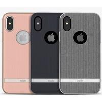 Moshi 摩仕 苹果iPhone X/XS 布艺手机壳