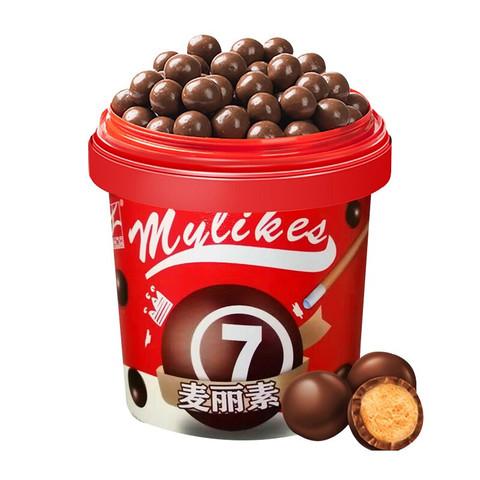 桶装麦丽素巧克力味 520g*2