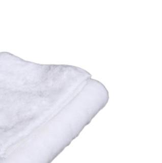 渔师傅 鱼缸过滤毯 白色 50*40cm