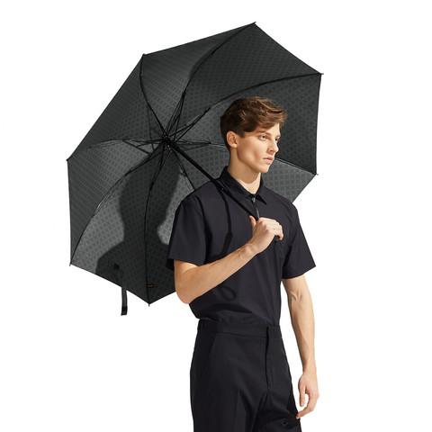 起始系列三折超强力疏水性商务男士大号雨伞轻便易折叠雨伞女