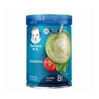 Gerber 嘉宝 婴幼儿米粉 混合蔬菜口味 250g