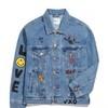 gxg.jeans JB121052A600 男士牛仔夹克