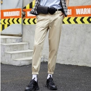 gxg.jeans JB102589C566 男士休闲裤