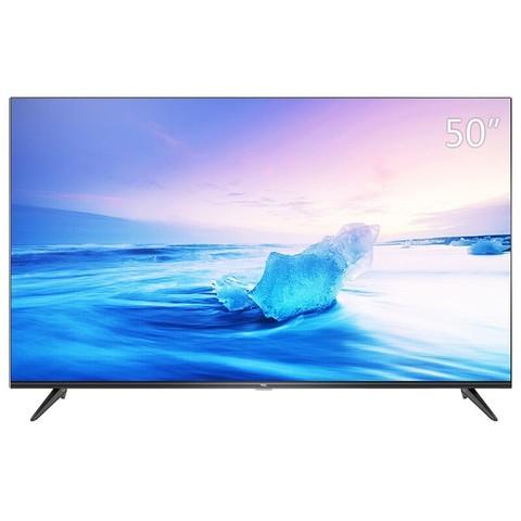 TCL 14日0点: 50L8 液晶电视 50英寸 4K