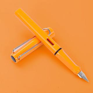 Jinhao 金豪 619 小清新实色钢笔+5支墨囊 多色可选