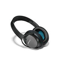 BOSE 博士 QuietComfort 25 苹果版 耳罩式头戴式有线耳机 黑色