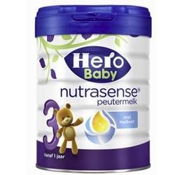 Hero Baby 婴幼儿奶粉 白金版 3段 700g