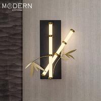 MODERN 摩灯时代光艺造家 TLP9156-B 中式创意禅意壁灯 20W