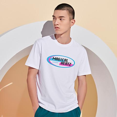 361° 361度 652029101 男款运动T恤