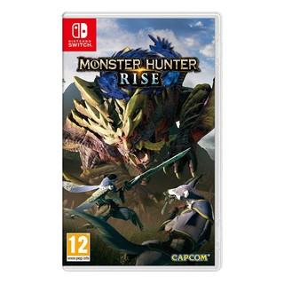 Nintendo 任天堂 Switch游戏卡带《怪物猎人 崛起》