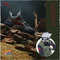 ANTA 安踏 火影忍者卡卡西联名款 112121615S 男款篮球鞋