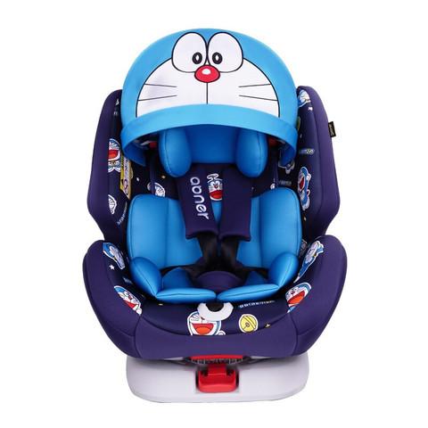 Abner 阿布纳 造型师 2190 儿童安全座椅 哆啦A梦定制