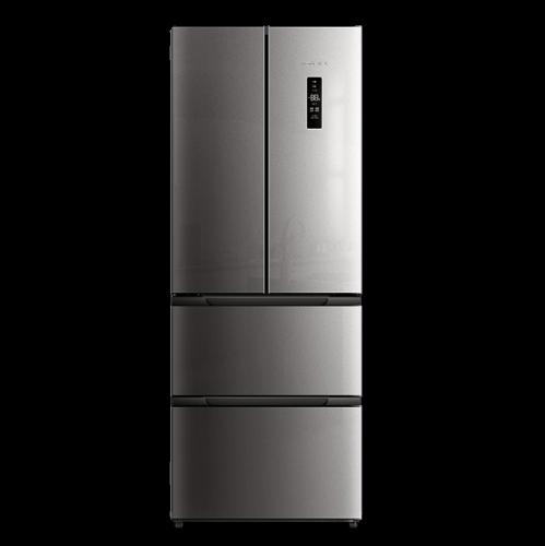 Frestec 新飞 336升多门冰箱变频风冷无霜一级能效家用双开门四开门电冰箱