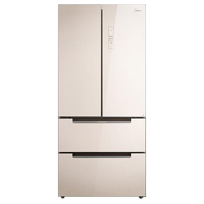 Midea 美的 BCD-516WGPM 风冷多门冰箱 516L 极地金