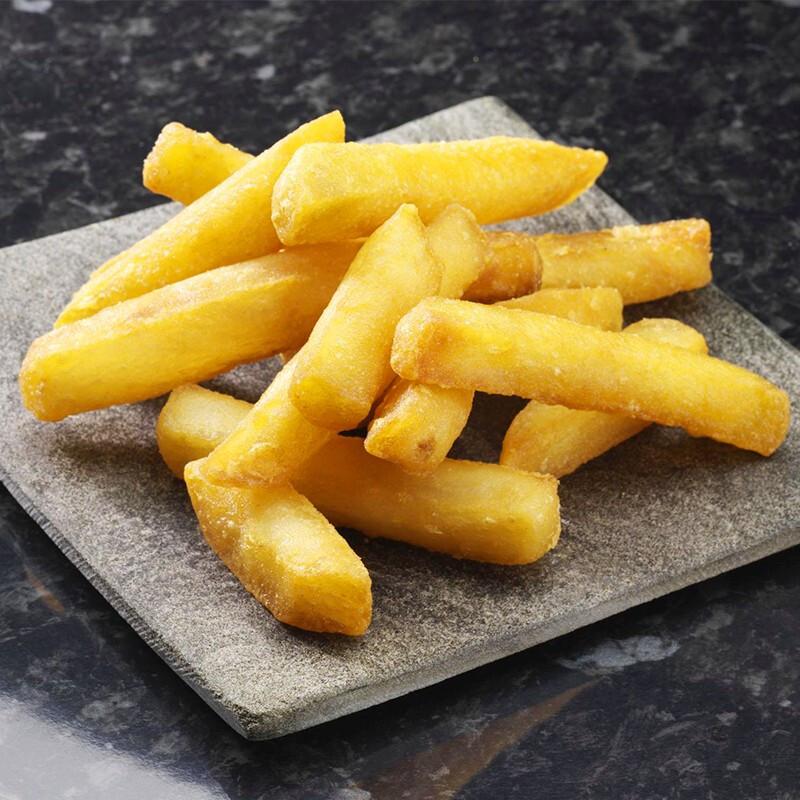 安维 经典薯条 3/8粗薯 400g