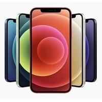Apple 苹果 iPhone 12 5G智能手机 128GB 白色