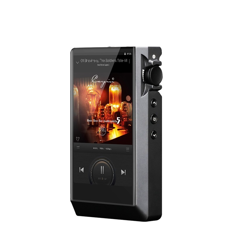 Cayin 凯音 N6ii 音频播放器 64G 黑色(3.5单端、4.4平衡)