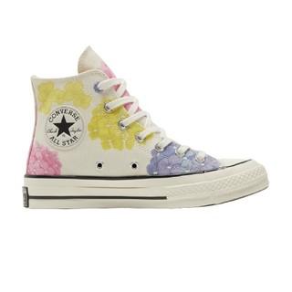 CONVERSE 匡威  Chuck 70花卉系列 570580C 女款复古运动帆布鞋
