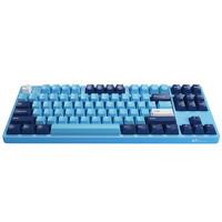 Akko 艾酷 3087 DS 87键 有线机械键盘 天空之境 ttc金粉轴 无光