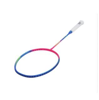 LI-NING 李宁 Windstorm 72 S版 羽毛球拍 AYPR008 蓝粉色 000 单支拍无线