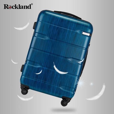美国Rockland洛克兰 CF1698拉杆箱男女万向轮行李箱旅行箱