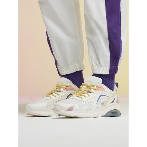 361° 361度 361°女鞋跑步鞋软底2020秋冬新款气垫鞋子减震跑鞋轻便运动鞋女