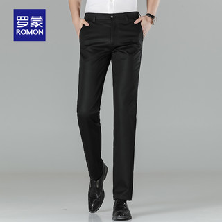 6K012301 男士宽松直筒裤